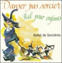 Ballet de sorcières par Henri Freyd