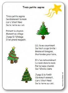Comptines Et Chansons De Noël Illustrées Pour La Maternelle