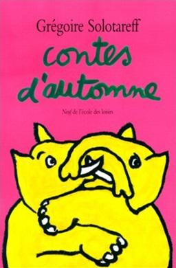 Contes d'automne de Gregoire Solotareff