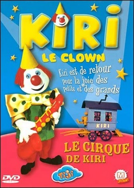 Kiri le clown, générique de Jean Image et Fred Freed