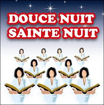 La chorale du père Noël : Douce nuit, Sainte nuit