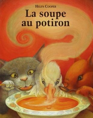 La soupe au potiron d'Helen Cooper
