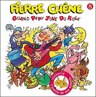 Quand papy joue du rock de Pierre Chêne