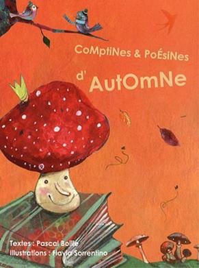 Comptines et poésines d'automne de Pascal Bolle