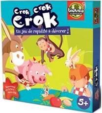 Crok Crok Crok, Jeu de rapidité de Bioviva