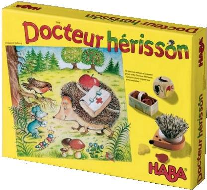 Docteur hérisson de Haba