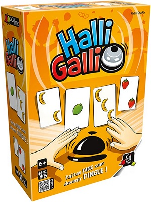 Halli Galli de Gigamic