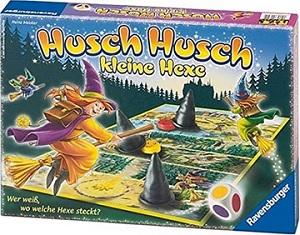 Husch Husch, Envolez-vous petites sorcières de Ravensburger