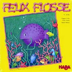 Felix Flosse aux éditions Haba