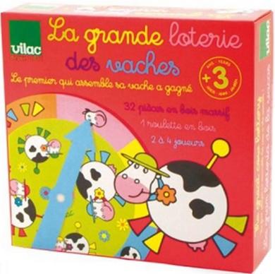 La grande loterie des vaches de Vilac