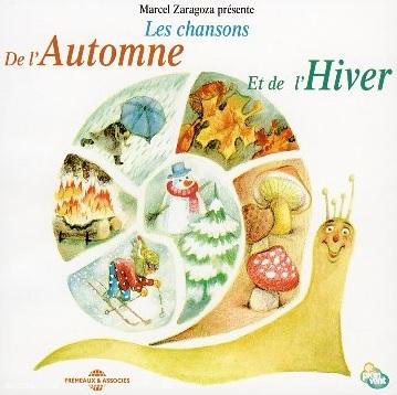 Les chansons de l'automne de Marcel Zaragoza