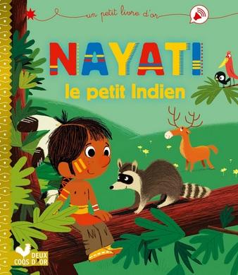 Nayati le petit indien de Blandine Aubin