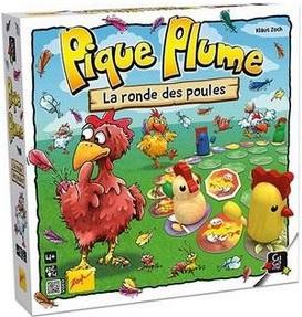 Pique Plume, La ronde des poules de Gigamic