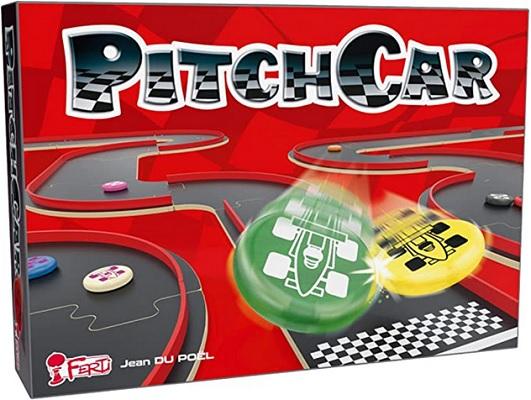 PitchCar, Jeu d'adresse Ferti Games