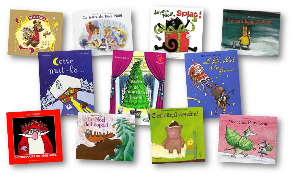 Une Lettre De Pere Noel.Les Albums De Noel Exploites Pour La Maternelle Et Le Cycle 2