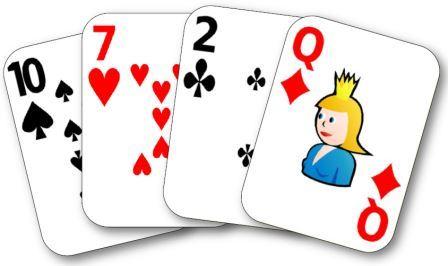 Jeu de 54 Cartes, jeux de 54 cartes à imprimer