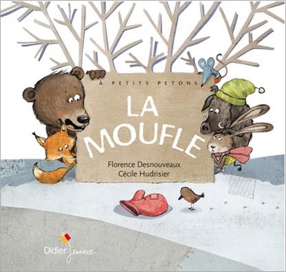 La moufle Florence Desnouveaux et Cecile Hudrisier