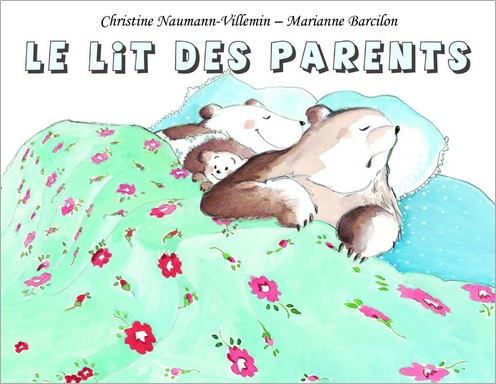 Le lit des parents de Christine Naumann Villemin et Marianne Barcilon