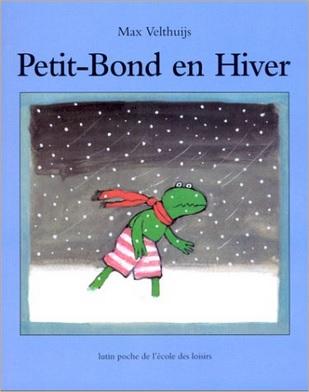 Petit-Bond en hiver de Max Velthuijs