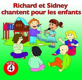 Richard et Sidney chantent pour les enfants : Arlequin marie sa fille