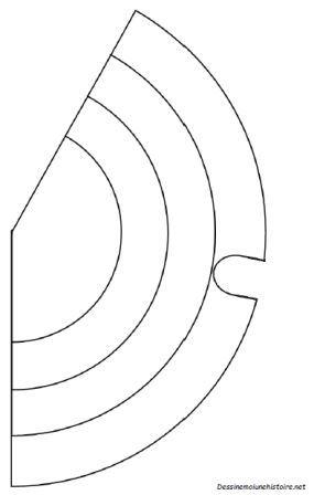 fabriquer un tipi gabarits imprimer d corer un tipi. Black Bedroom Furniture Sets. Home Design Ideas