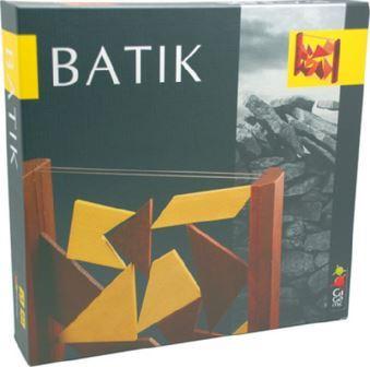 Lien Amazon du jeu Batik