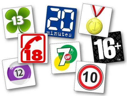Mémory des nombres logos et objets du quotidien, mémory des nombres maternelle