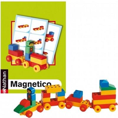 Jeu de construction Magnetico