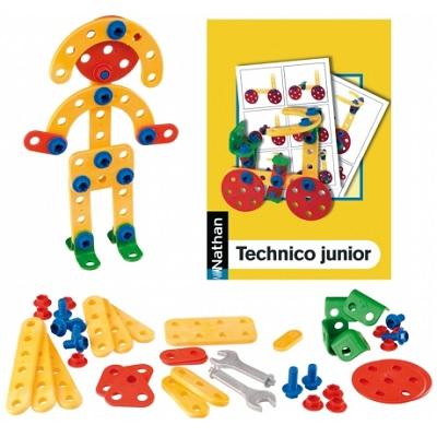 Jeu de construction Technico Junior