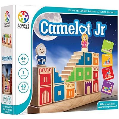 Jeu de réflexion, logique et encastrement Camelot Junior