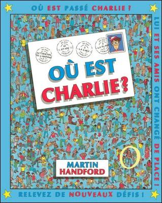 Où est Charlie ? de Martin Handford