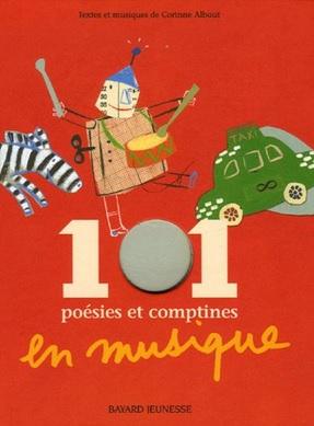 101 poesies et comptines en musique : Un oeuf peint