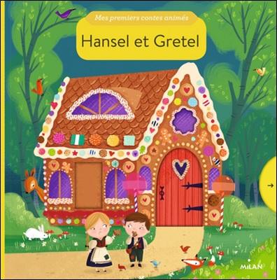 Hansel et Gretel, Illustrations de Dan Taylor