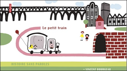 Le petit train de Vincent Bourgeau