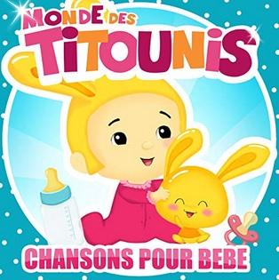 Monde des Titounis, Chansons pour bébé : rock n'roll des gallinacés
