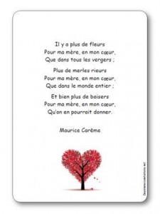 Poésie Il Y A Plus De Fleurs De Maurice Carême Poésie
