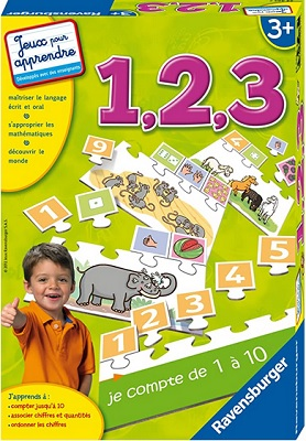 1, 2, 3 Calculs et mathématiques