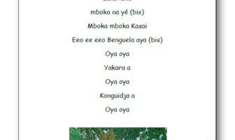 Chanson Uélé moliba makasi