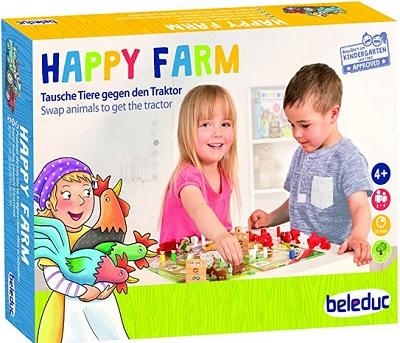 Jeu Happy Farm de Beleduc