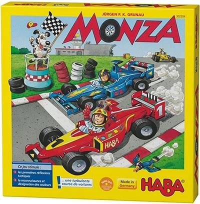 Jeu Monza de Haba