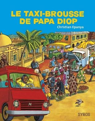 Le taxi brousse de papa Diop de Christian Epanya