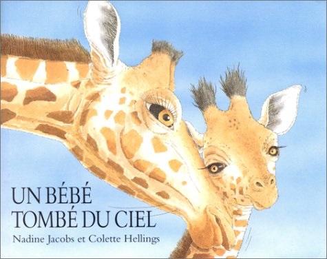 Un bébé tombé du ciel de Nadine Jacobs et Colette Hellings