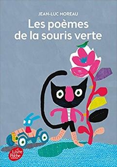 Les poèmes de la souris verte, Jean-Luc Moreau