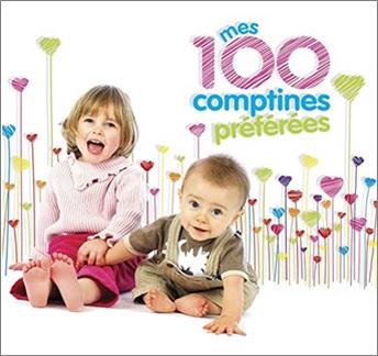 Mes 100 comptines préférées