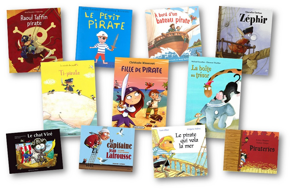 Albums Sur Les Pirates En Maternelle Albums Pirates Maternelle