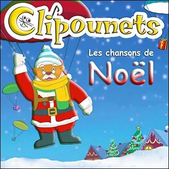 Clipounets, Les chansons de Noël