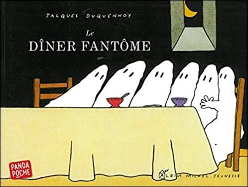 Le dîner fantôme de Jacques Duquennoy
