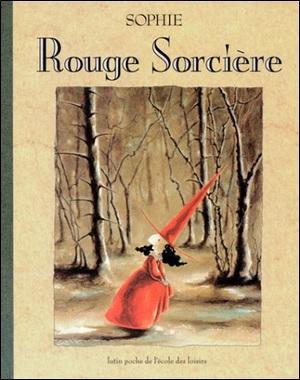 Rouge Sorcière de Sophie