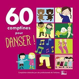 60 comptines pour danser : A la volette