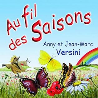 Au fil des saisons Anny et Jean-Marc Versini Le petit printemps